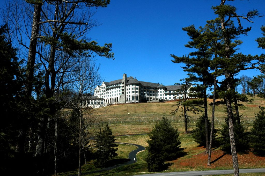 the inn on biltmore estate (IoBE) | asheville, nc