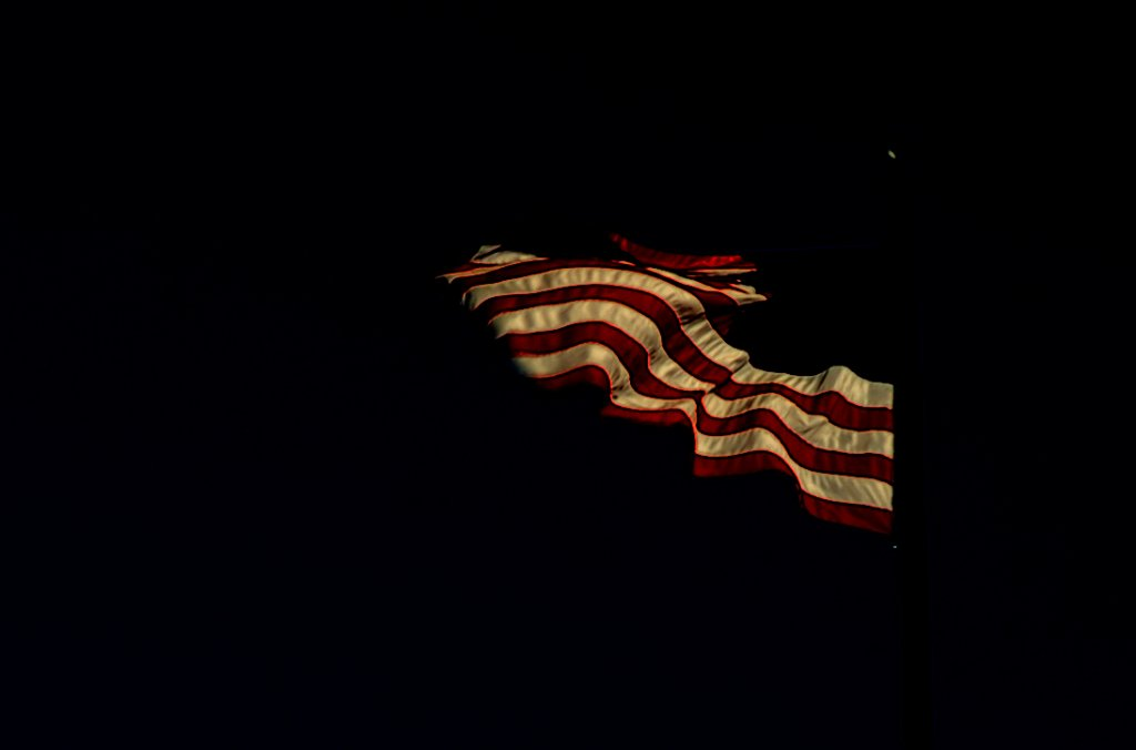 the us flag | asheville, nc
